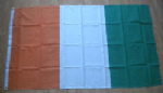 Ivory Coast Large Country Flag - 5' x 3'.